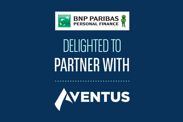 BNP Paribas Personal Finance reveals new partnership with Aventus
